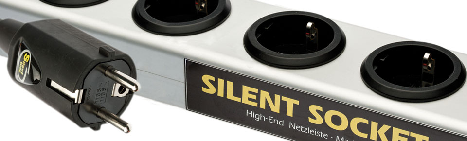 Silent Wire Silent Socket 6, filtered, 6 sockets 1.5m
