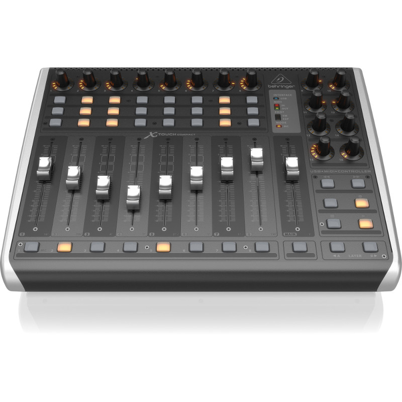 DJ-контроллер Behringer X-TOUCH COMPACT
