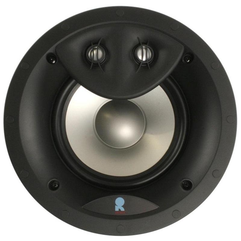 False ceiling speakers boil on head