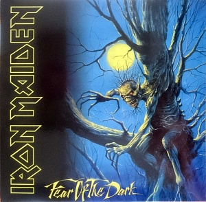 Виниловая пластинка PLG Iron Maiden Fear Of The Dark (180 Gram)