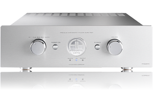 Стереоусилитель Accustic Arts Power I MK-3 Silver