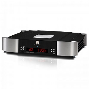 ЦАП SIM Audio MOON 780D 2 TONE (black/silver)\Red Display