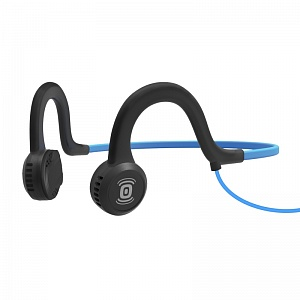 Наушники AfterShokz Sportz Titanium blue (AS401OB)
