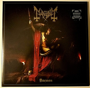 Виниловая пластинка Mayhem, Daemon (Limited 180 Gram Black Vinyl/Gatefold/Booklet)