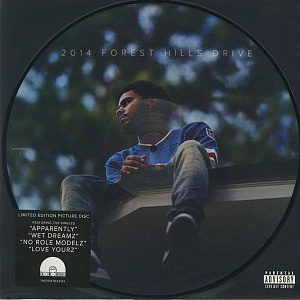 Виниловая пластинка Cole, J., 2014 Forest Hills Drive Ep (Black Friday 2019 / Limited Picture Vinyl)