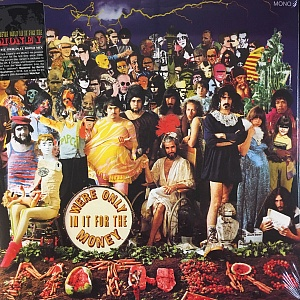Виниловая пластинка Zappa, Frank, We're Only In It For The Money (picture)