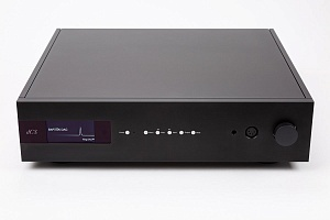 Сетевой стример DCS Bartok Upsampling Network Streamer with headphone output (black)
