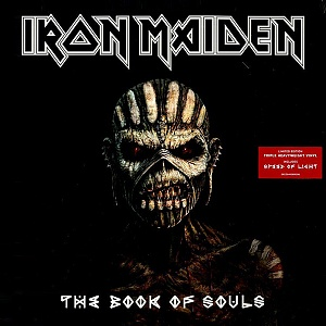 Виниловая пластинка PLG Iron Maiden The Book Of Souls (180 Gram/Trifold)