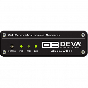 Мониторинговый FM-приемник DEVA Broadcast DB44