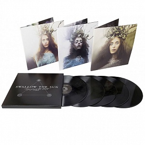 Виниловая пластинка Swallow The Sun, Songs From The North I, Ii & Iii (Box Set/180 Gram Black Vinyl)