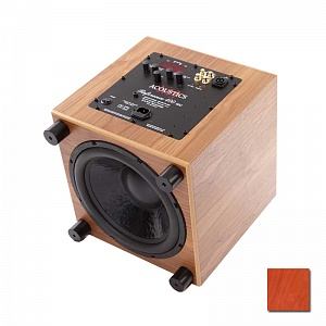 Сабвуфер MJ Acoustics Reference 400 SR cherry