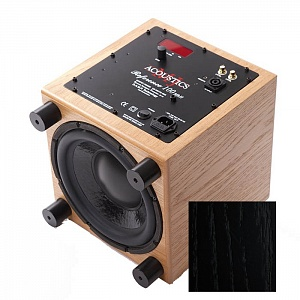 Сабвуфер MJ Acoustics Reference 100 MK 3 black ash