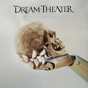 Виниловая пластинка Sony Dream Theater Distance Over Time (2LP+CD/180 Gram Black Vinyl/Gatefold/Booklet)