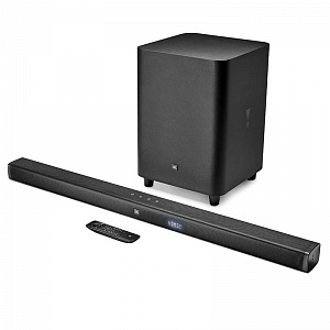 Саундбар JBL Bar 3.1 Black (JBLBAR31BLKEP)