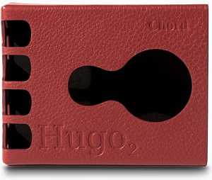 Чехол Chord Electronics Hugo 2 Leather Case Red