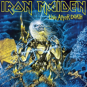 Виниловая пластинка PLG Iron Maiden Live After Death (180 Gram/Gatefold/Remastered/+Booklet)