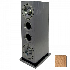 Сабвуфер MJ Acoustics Impact walnut