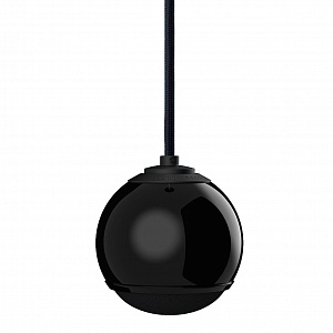 Настенная акустика Gallo Acoustics Micro Single Droplet Gloss Black + black cable (GM1GBDROP)