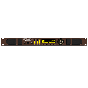 Мониторинговый тюнер DEVA Broadcast DB3010 FM Radio & IP