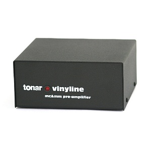 Фонокорректор Tonar Vinyline MC/MM Phono Pre-amplifier (with 220 Volt PS) (4189)