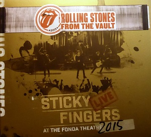 Виниловая пластинка The Rolling Stones, Sticky Fingers Live At The Fonda Theatre (Live At The Fonda Theatre, Los Angeles, 2015 / Intl Version / 4 Disc Set)