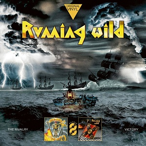 Виниловая пластинка Sony Running Wild Original Vinyl Classics: The Rivalry + Victory (Black Vinyl/Gatefold)