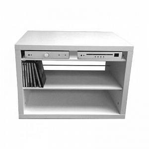 Полка для стойки Pro-Ject Rack it Shelf, Matt White