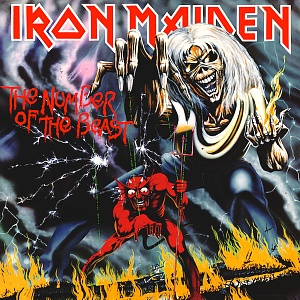 Виниловая пластинка PLG Iron Maiden The Number Of The Beast (180 Gram)