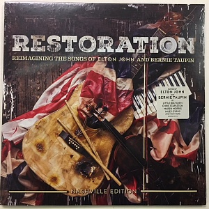 Виниловая пластинка Various Artists, Restoration: The Songs Of Elton John And Bernie Taupin