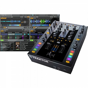 Микшерный пульт Native Instruments Traktor Kontrol Z2