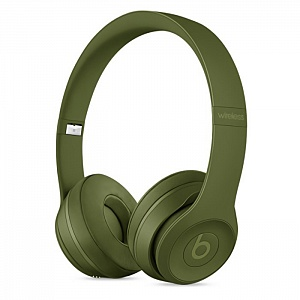Наушники Beats Solo3 Wireless On-Ear Neighborhood Collection - Turf Green (MQ3C2ZE/A)