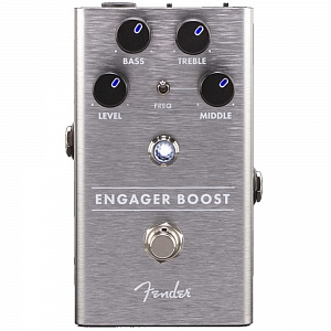 Напольная педаль FENDER Engager Boost Pedal