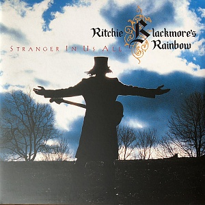 Виниловая пластинка Sony Ritchie Blackmore'S Rainbow Stranger In Us All (180 Gram Black Vinyl/Gatefold/45RPM/Remastered/Exclusive In Russia)