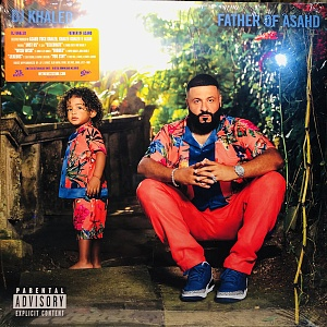 Виниловая пластинка Dj Khaled, Father Of Asahd (Transparent Blue Vinyl/Gatefold)