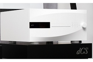 Сетевой стример DCS Vivaldi ONE CD/SACD Upsampling Player/Network Streamer (White laquerl)
