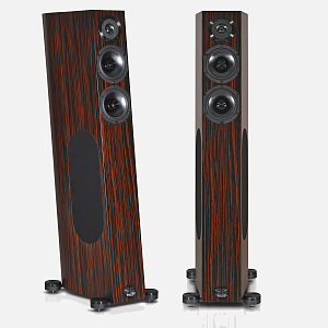 Напольная акустика Audio Physic Scorpio 25 Plus (Macassar Ebony)