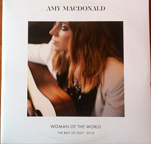 Виниловая пластинка Amy Macdonald, Woman Of The World (The Very Best Of Amy Macdonald)