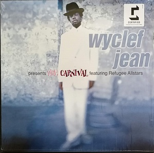 Виниловая пластинка Jean, Wyclef / Refugee Allstars, Wyclef Jean Presents The Carnival (Black Vinyl)