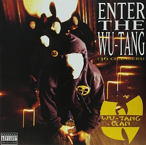 Виниловая пластинка Sony Wu-Tang Clan Enter The Wu-Tang Clan (36 Chambers) (180 GRAM)