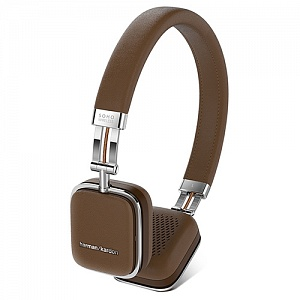 Наушники Harman Kardon SOHO BT Wireless brown