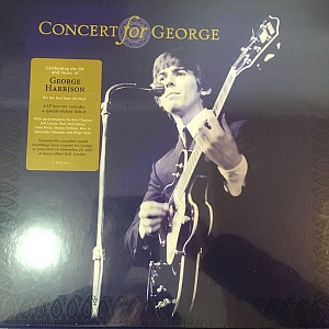 Виниловая пластинка Various Artists, Concert For George (Box)
