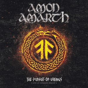Виниловая пластинка Sony Amon Amarth The Pursuit Of Vikings: 25 Years In The Eye Of The Storm (Black Vinyl/Gatefold)